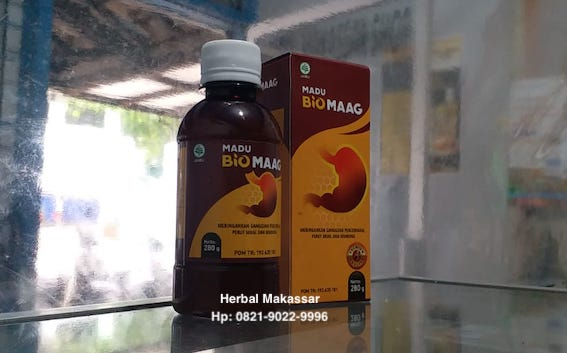 Jual Madu Bio Maag Di Makassar